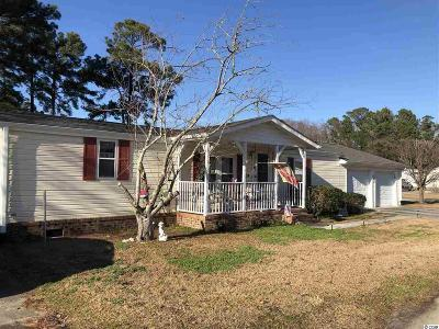 Little River Single Family Home Active-Pend. Cntgt. On Financi: 3439 N Point Blvd.