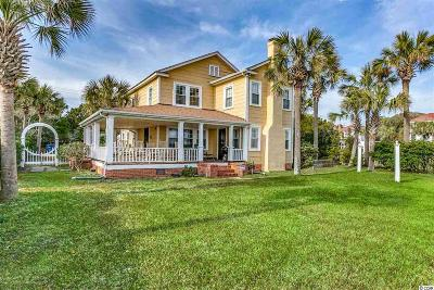 Single Family Home For Sale: 4300 North Ocean Blvd.