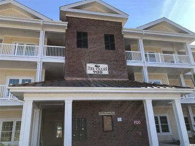 Murrells Inlet Condo/Townhouse Active-Pend. Cntgt. On Financi: 1029 Ray Costin Way #901