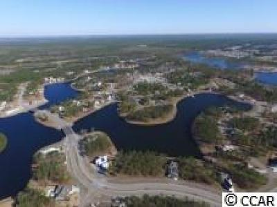 Georgetown County, Horry County Residential Lots & Land For Sale: 760 Waterbridge Blvd.