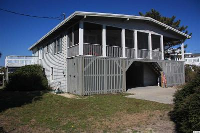 Garden City Beach Single Family Home For Sale: 2243 Oyster Cove