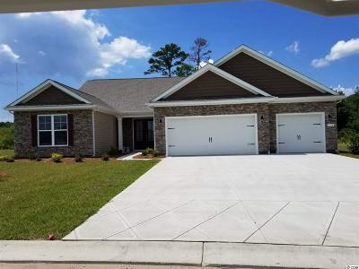 Murrells Inlet Single Family Home Active Under Contract: 136 Bucky Loop