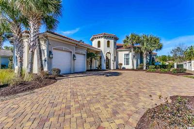 Myrtle Beach SC Single Family Home For Sale: $899,900