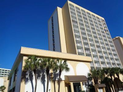 Myrtle Beach Condo/Townhouse For Sale: 1207 S Ocean Blvd. #50406
