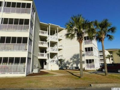 Little River Condo/Townhouse For Sale: 4350 Intercoastal Dr. #2402-A