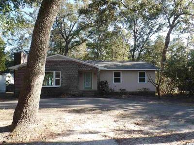Little River Single Family Home For Sale: 1618 Forest Dr.