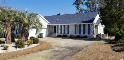 North Myrtle Beach Single Family Home For Sale: 1418 Fox Hollow Way