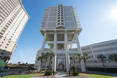 Myrtle Beach Condo/Townhouse For Sale: 9840 Queensway Blvd. #101