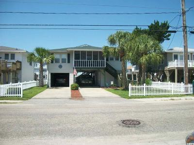 North Myrtle Beach Single Family Home For Sale: 321 53rd Ave. N