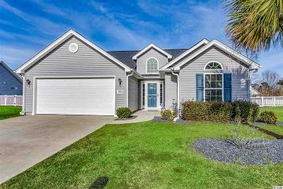 Surfside Beach Single Family Home Active Under Contract: 1004 Lizzie Ln.