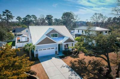 Myrtle Beach SC Single Family Home For Sale: $474,900