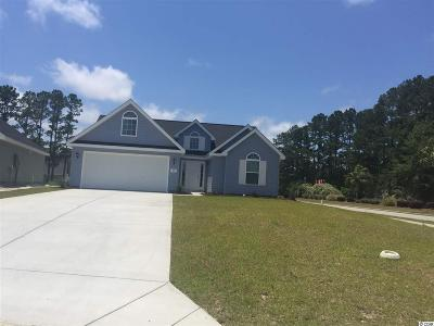 Longs Single Family Home Active-Pend. Cntgt. On Financi: 99 Palmetto Green Dr.