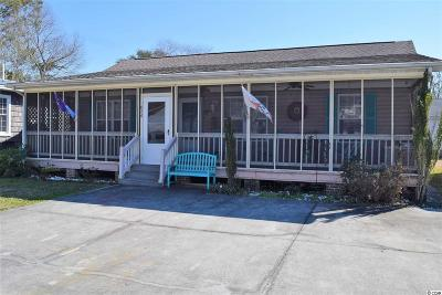 Murrells Inlet Single Family Home For Sale: 834 Main Sail Ct.