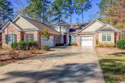 Murrells Inlet Single Family Home For Sale: 5651 S Blackmoor Dr.