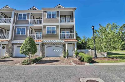 Murrells Inlet Condo/Townhouse For Sale: 122 Oyster Bay Dr. #106