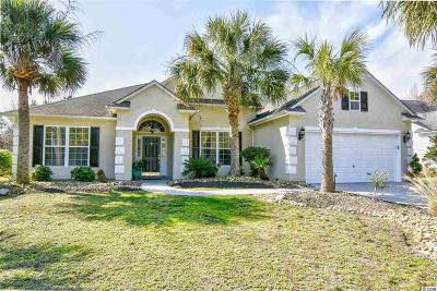 North Myrtle Beach Single Family Home For Sale: 2709 Marsh Glen Dr.