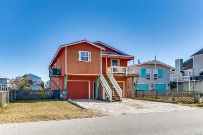 Holden Beach Single Family Home For Sale: 126 Sand Dollar St.