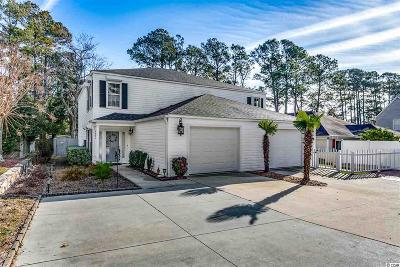 North Myrtle Beach Single Family Home Active Under Contract: 702 S 23rd Ave. S