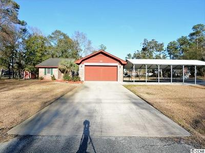 Little River Single Family Home For Sale: 4102 Schoolhouse Circle