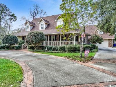 Conway Single Family Home For Sale: 1305 Collins St.