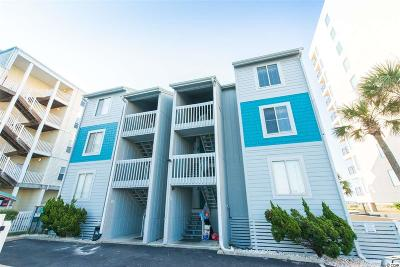 North Myrtle Beach Multi Family Home For Sale: 511 S Ocean Blvd.