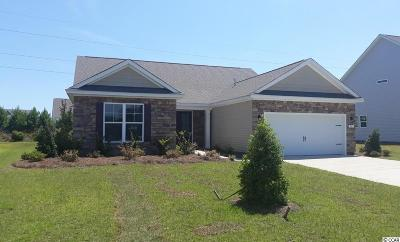 Murrells Inlet Single Family Home For Sale: 261 Star Lake Dr.