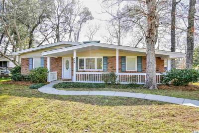 Surfside Beach Single Family Home For Sale: 419 16th Ave. N