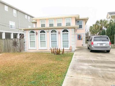 Murrells Inlet Single Family Home For Sale: 126 Rainbow Dr.