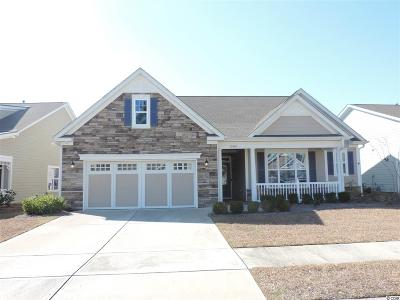 Myrtle Beach SC Single Family Home For Sale: $460,000