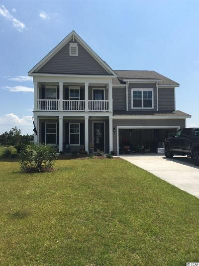 Murrells Inlet Single Family Home For Sale: 135 Bucky Loop