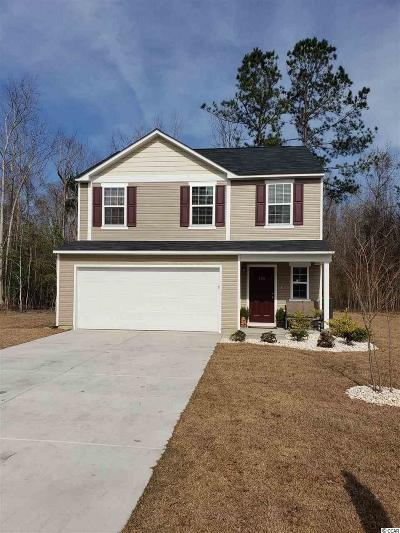 Loris Single Family Home For Sale: 105 Winding Path Dr.