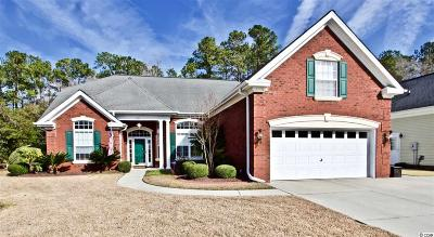 Murrells Inlet Single Family Home For Sale: 1233 Trent Dr.
