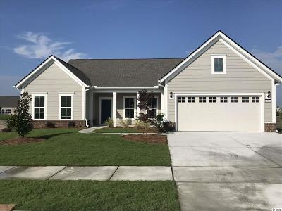 Myrtle Beach Single Family Home Active-Pend. Cntgt. On Financi: 6585 Brindisi St.