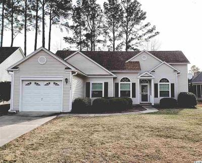 Murrells Inlet Single Family Home For Sale: 1483 Riceland Ct.