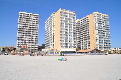 Myrtle Beach Condo/Townhouse Active Under Contract: 9550 Shore Dr. #337/338