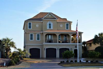 North Myrtle Beach Single Family Home For Sale: 804 N Ocean Blvd.
