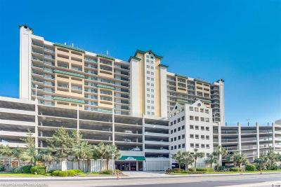 North Myrtle Beach Condo/Townhouse For Sale: 201 S Ocean Blvd. #1201