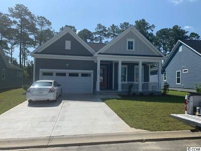 Murrells Inlet Single Family Home Active-Pend. Contingent Contra: 1007 Longwood Bluffs Circle