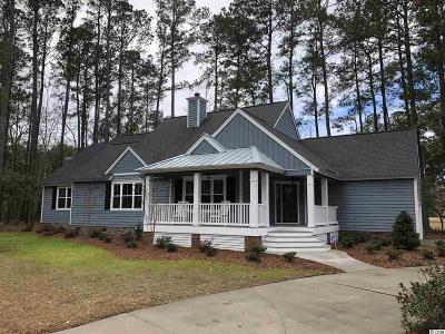 Pawleys Island Single Family Home For Sale: 14 Cherbourg Ct.