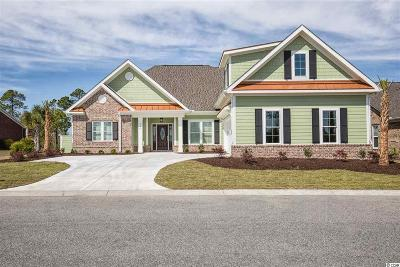 Murrells Inlet Single Family Home For Sale: Lot 30 Springtime Ct.