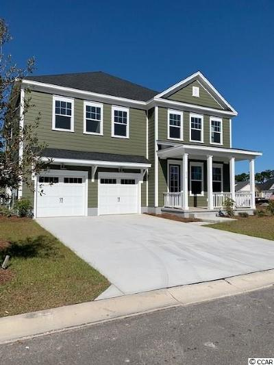 Murrells Inlet Single Family Home Active-Pend. Contingent Contra: 834 Longwood Bluffs Circle