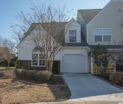 Murrells Inlet Condo/Townhouse Active-Pend. Cntgt. On Financi: 140 Wimbledon Way #140