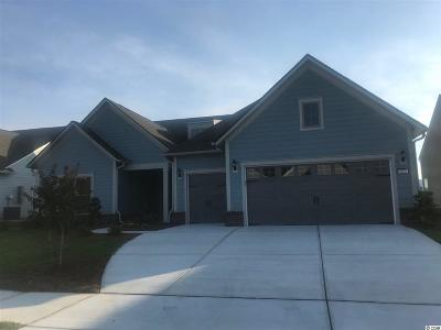 Myrtle Beach Single Family Home Active Under Contract: 6577 Cagliari Court