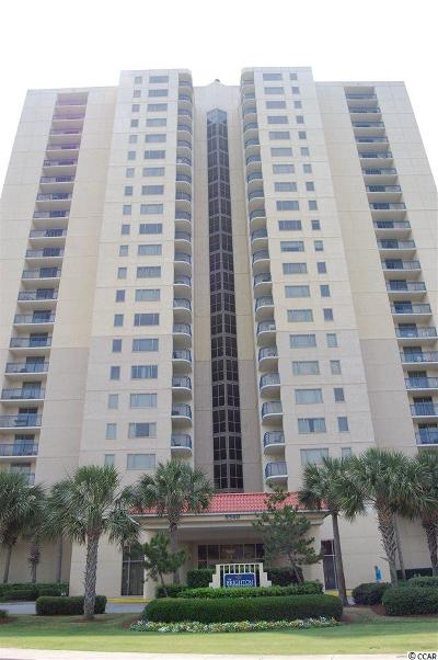 Myrtle Beach Condo/Townhouse For Sale: 8560 Queensway Blvd. #901