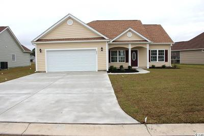 Conway Single Family Home For Sale: Tbb Huston Rd.