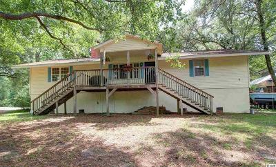 Conway Single Family Home For Sale: 465 River Rd.