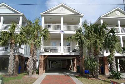 Surfside Beach Single Family Home For Sale: 118-B 15th Ave. N