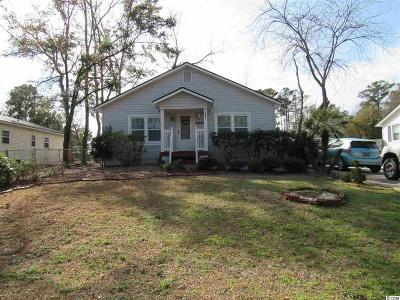 Little River Single Family Home For Sale: 4354 Bayshore Dr.