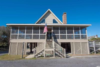 Pawleys Island Single Family Home For Sale: 240 Atlantic Ave.