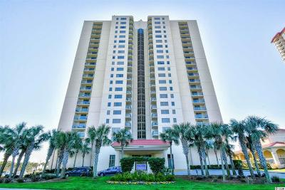 Myrtle Beach Condo/Townhouse For Sale: 8560 Queensway Blvd. #1107